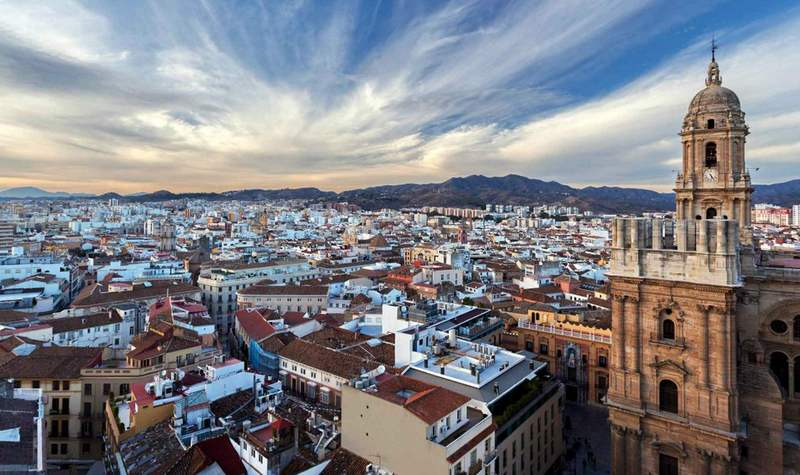 Málaga is the home of history and culture on the Costa del Sol