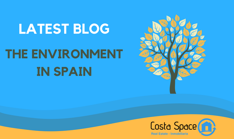 The Environment In Spain
