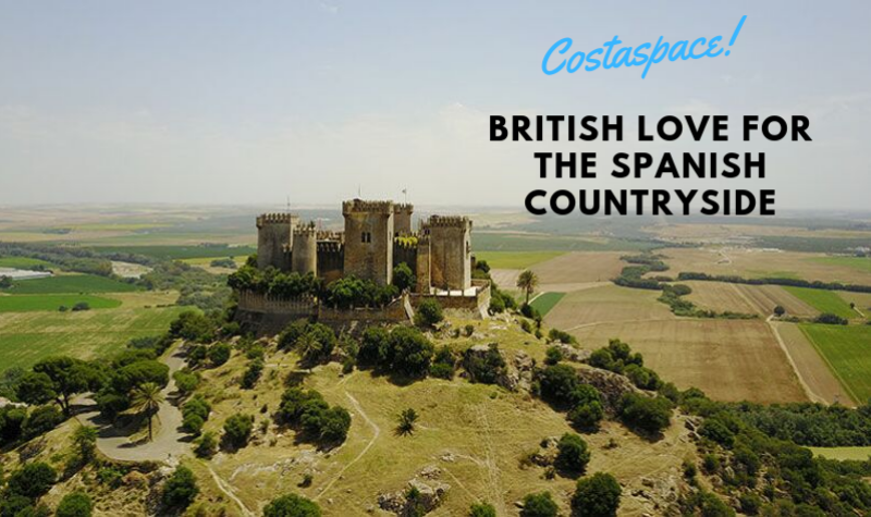 British Love For The Spanish Countryside