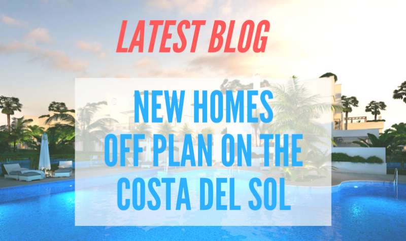 New Construction on the Costa Del Sol