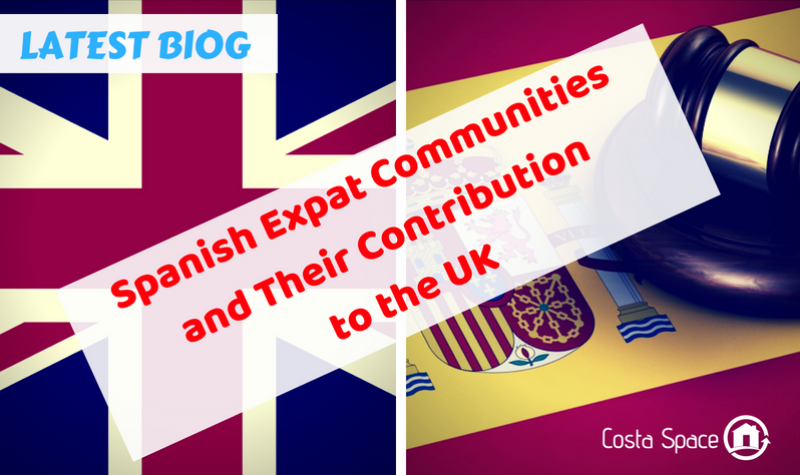 Spanish Contribution to the UK