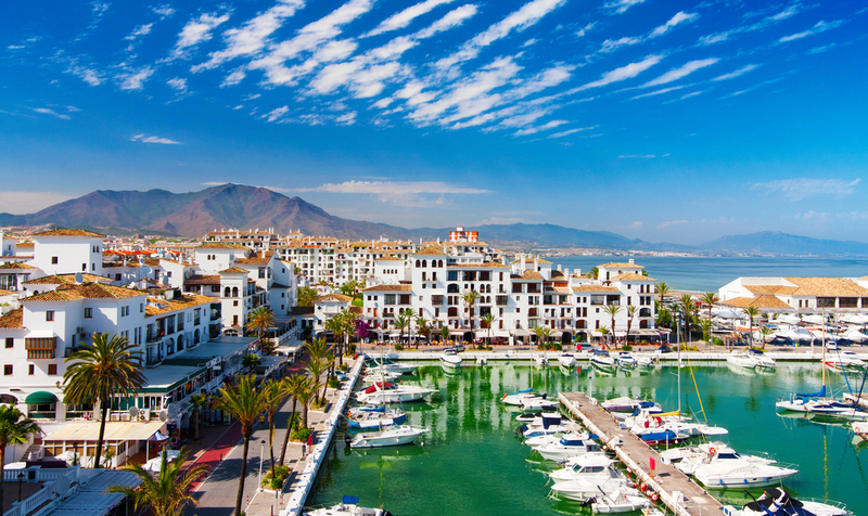 The Costa del Sol attracts millions of tourists every year, breaking records in 2016