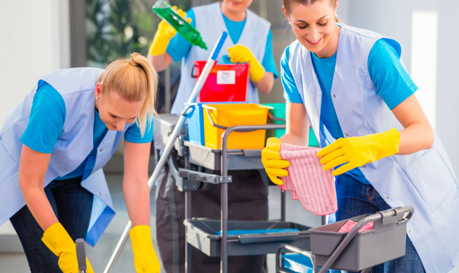 Cleaning Services for Homes and Holiday Lets